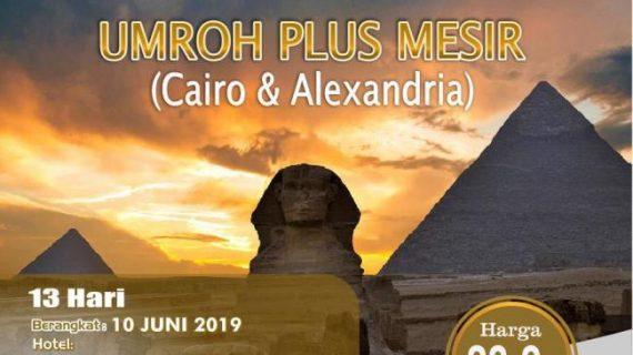 Paket Umroh Plus Mesir 2019 Negara Bertabur Peradaban