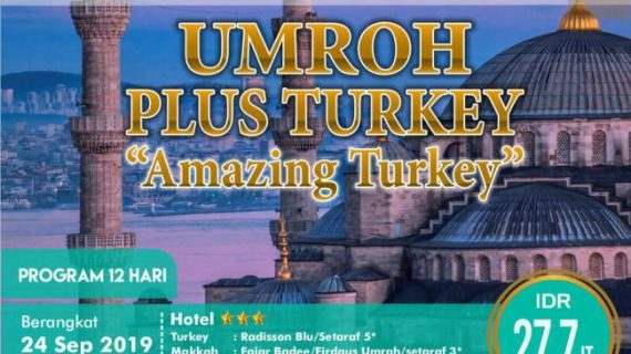 "Paket Umroh Plus Turki 2019 September – Desember<span class=""rating-result after_title mr-filter rating-result-34"" >	<span class=""mr-star-rating"">			    <i class=""fa fa-star mr-star-full""></i>	    	    <i class=""fa fa-star mr-star-full""></i>	    	    <i class=""fa fa-star mr-star-full""></i>	    	    <i class=""fa fa-star mr-star-full""></i>	    	    <i class=""fa fa-star mr-star-full""></i>	    </span><span class=""star-result"">	5/5</span>			<span class=""count"">				(22)			</span>			</span>"